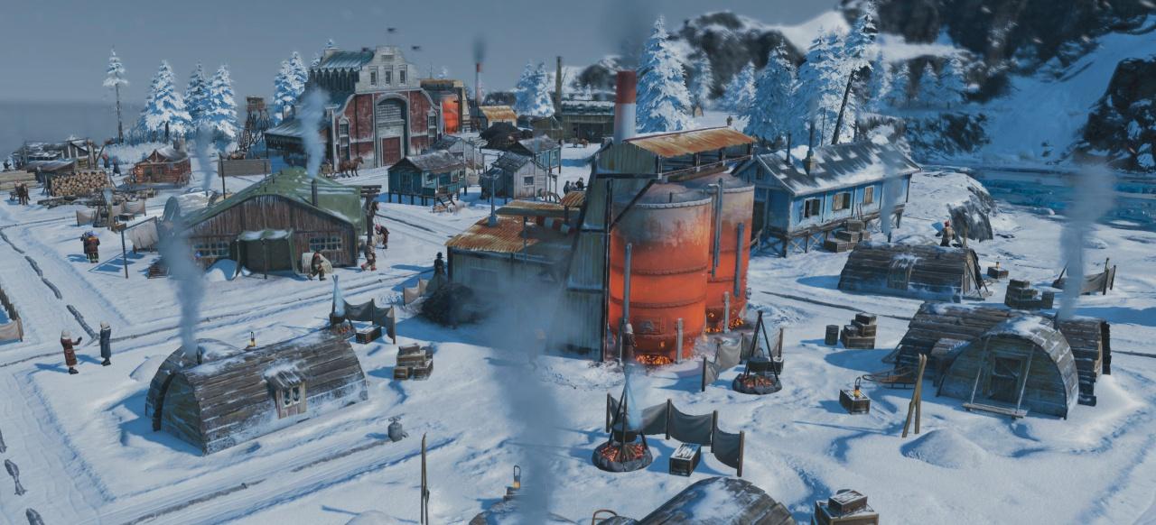 Anno 1800: Die Passage (Taktik & Strategie) von Ubisoft