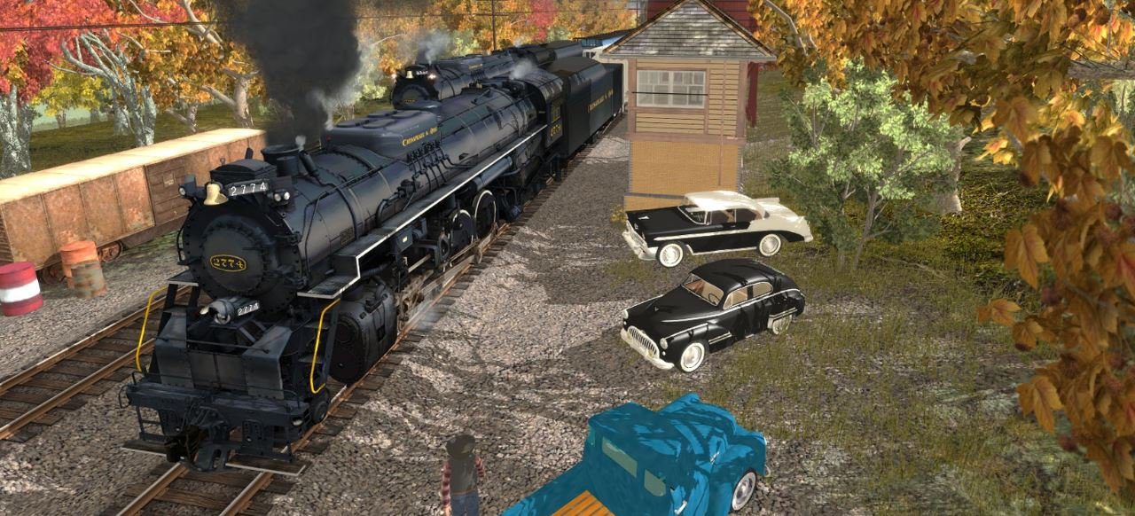 Trainz: A New Era (Simulation) von