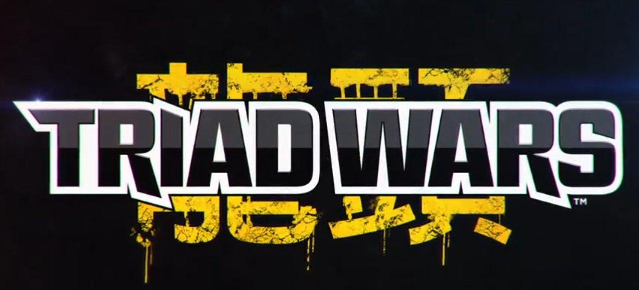 Triad Wars (Action-Adventure) von Square Enix