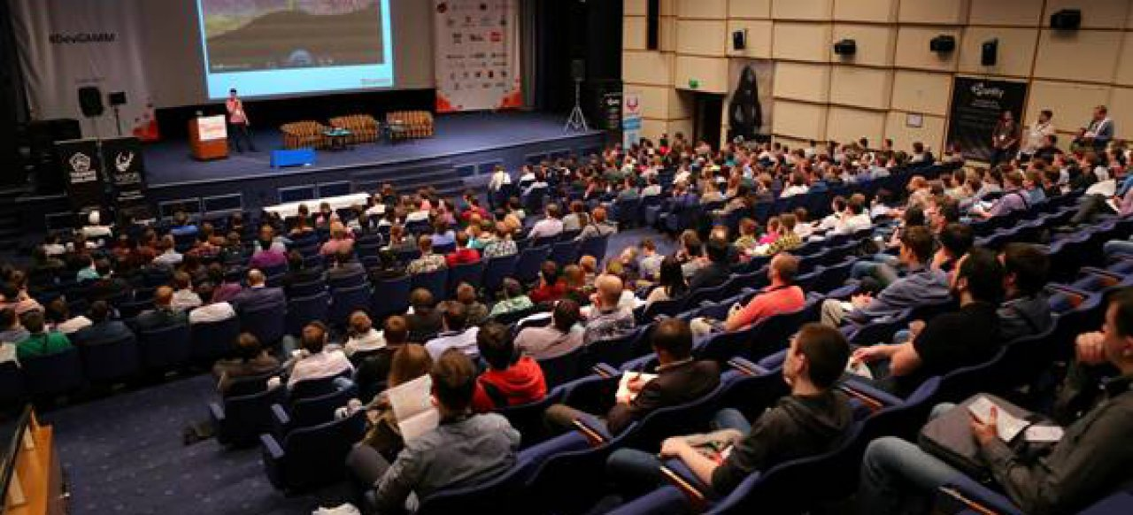 DevGAMM Game Conference (Events) von Renatus Media
