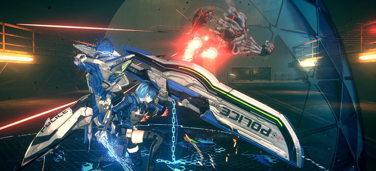 Astral Chain (Action) von Platinum Games