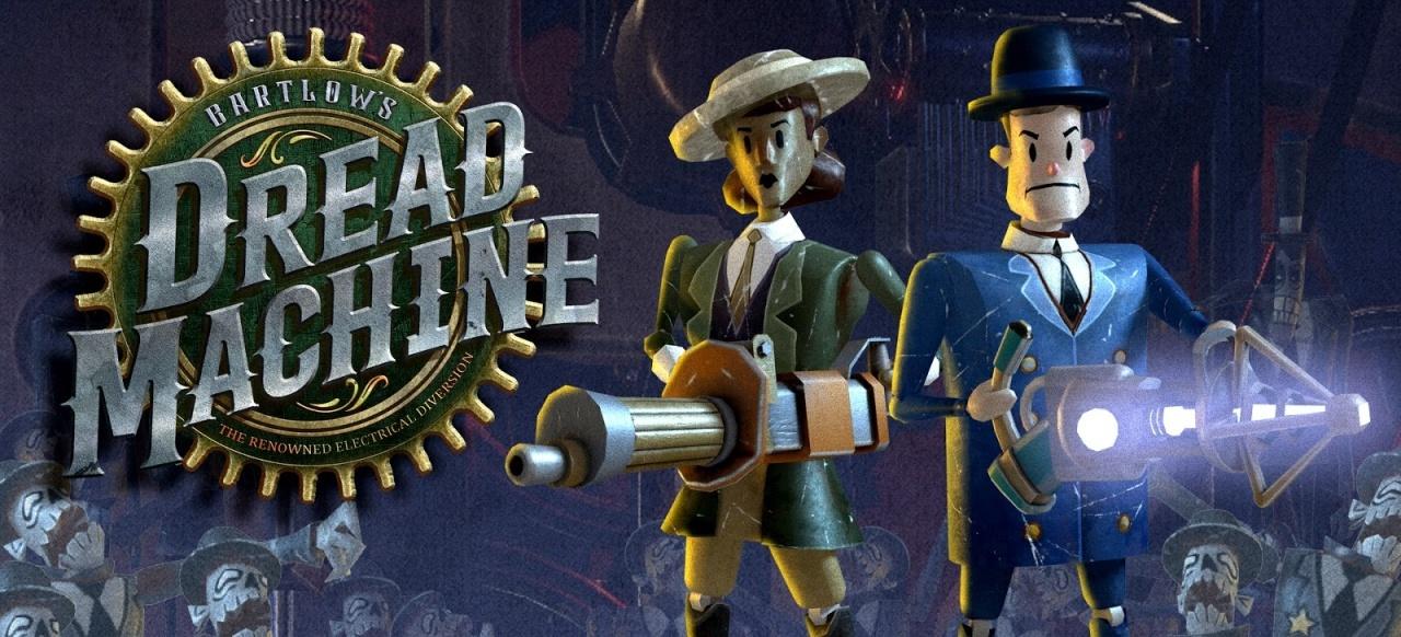Bartlow's Dread Machine (Arcade-Action) von BeepGames Inc.