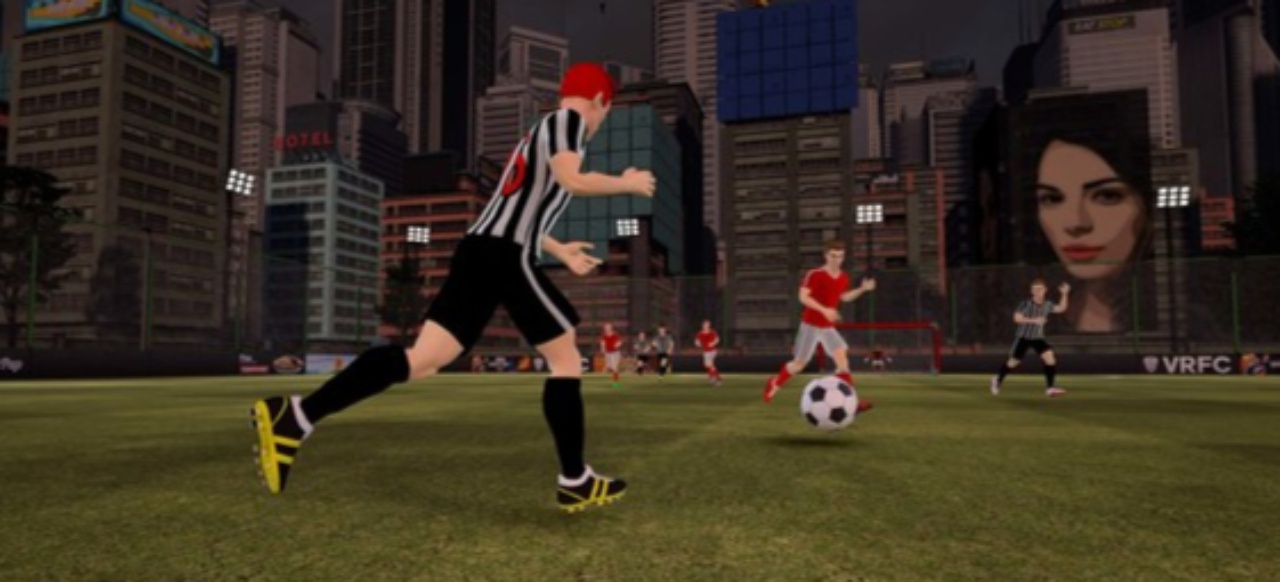 VRFC: Virtual Reality Football Club (Sport) von Cherry Pop Games