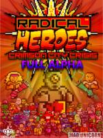 Alle Infos zu Radical Heroes: Crimson City Crisis (PC)
