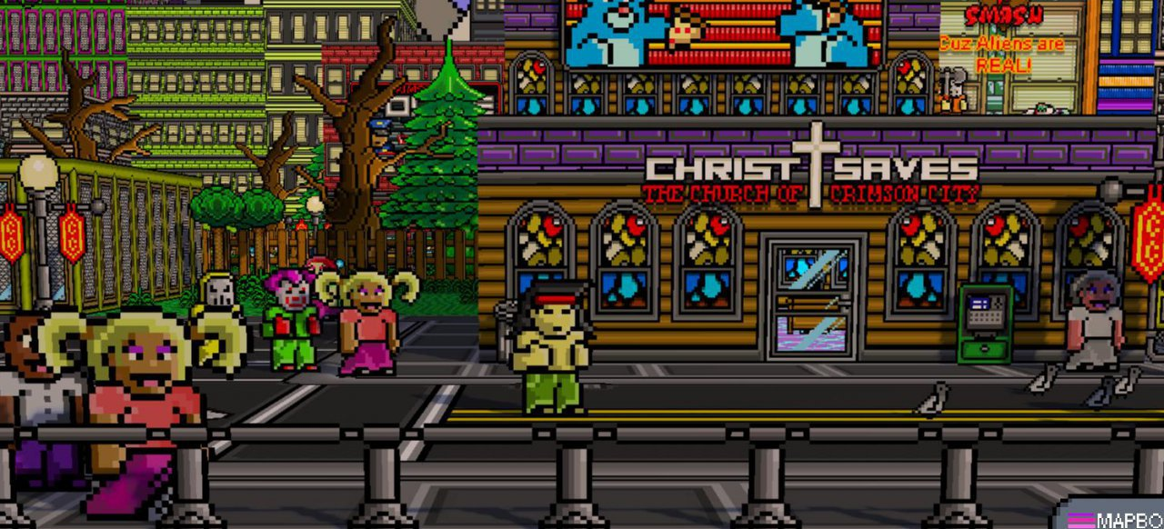Radical Heroes: Crimson City Crisis (Action) von Desura