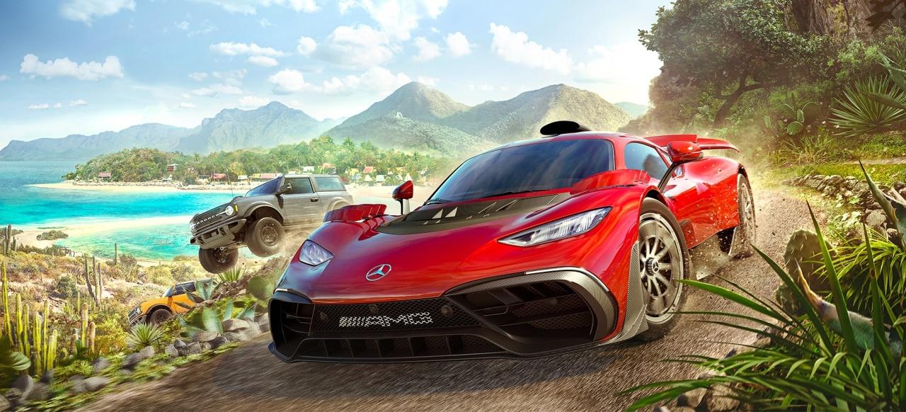 Forza Horizon 5 (Rennspiel) von Xbox Game Studios