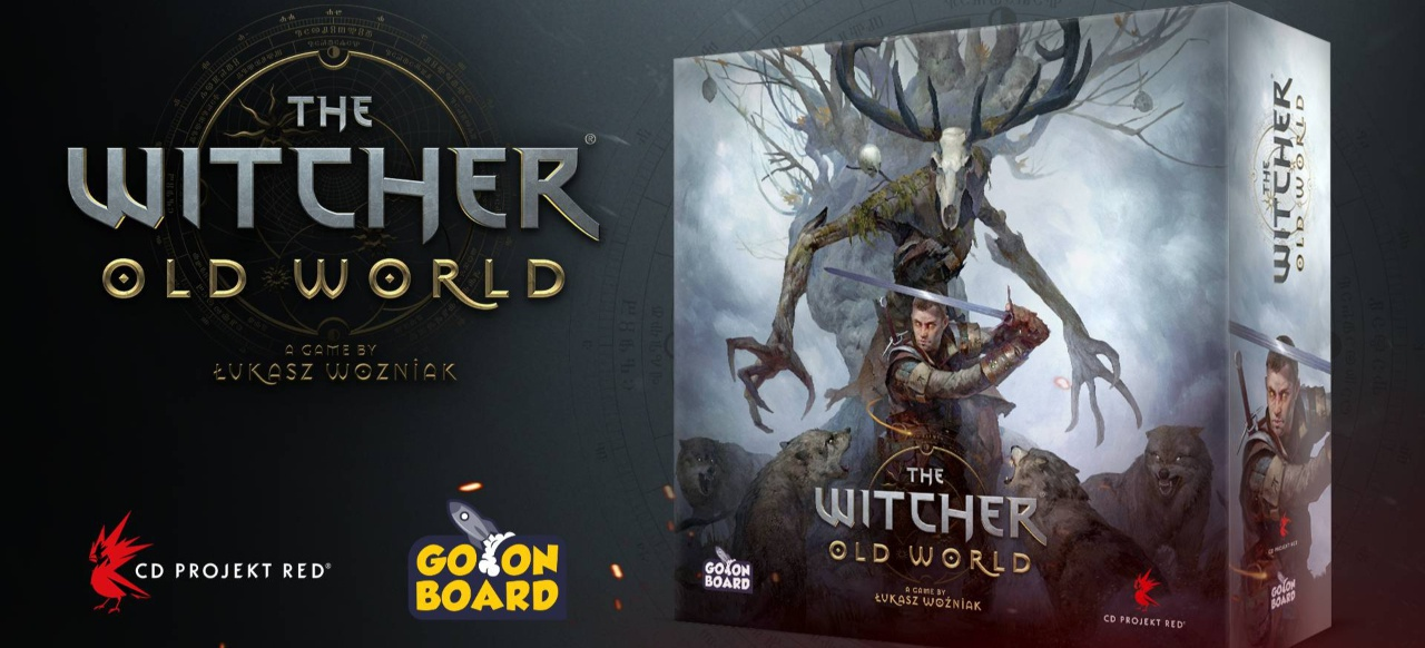 The Witcher: Old World (Brettspiel) von