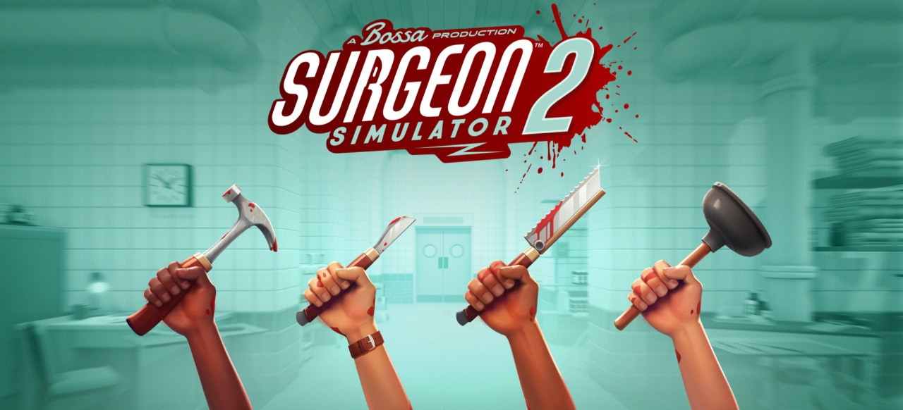 Surgeon Simulator 2 (Simulation) von Bossa Studios