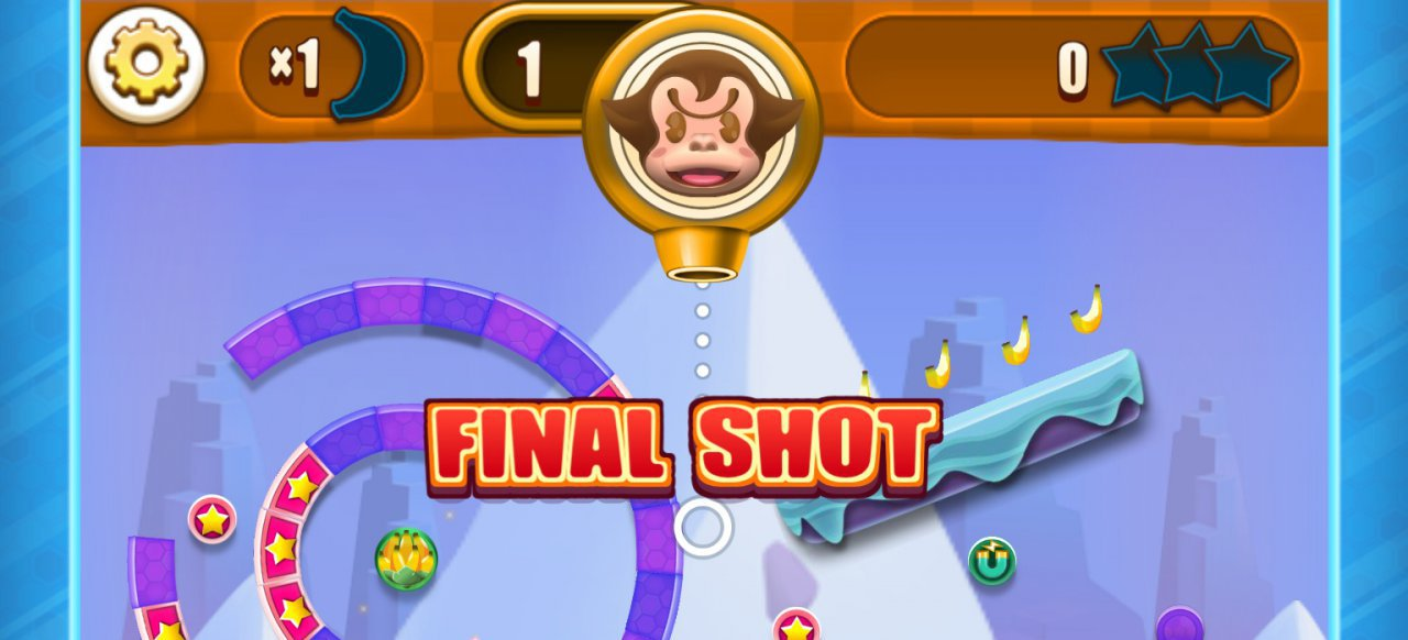 Super Monkey Ball Bounce (Geschicklichkeit) von SEGA Networks Inc.