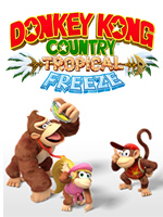 Alle Infos zu Donkey Kong Country: Tropical Freeze (Switch)