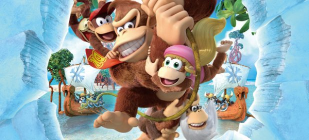 Donkey Kong Country: Tropical Freeze (Plattformer) von Nintendo