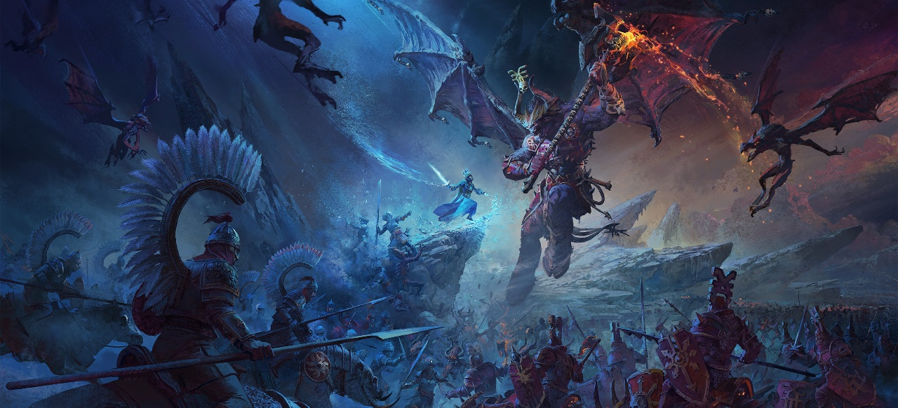 Total War: Warhammer 3 (Taktik & Strategie) von SEGA