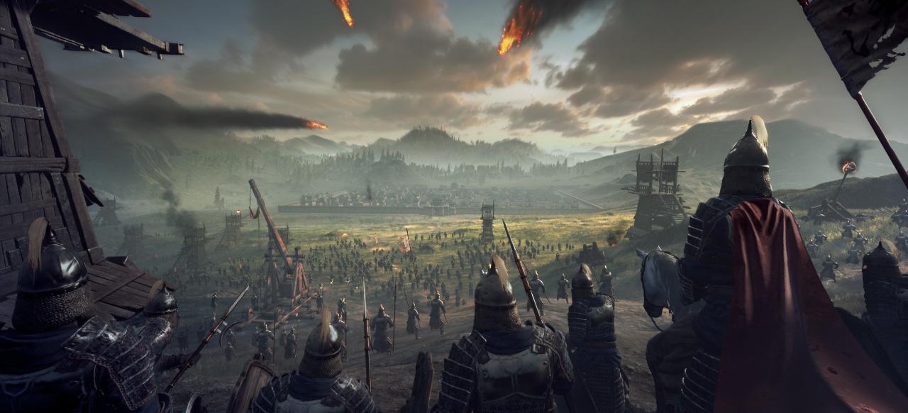 Myth of Empires (Rollenspiel) von Imperium Interactive Entertainment Limited