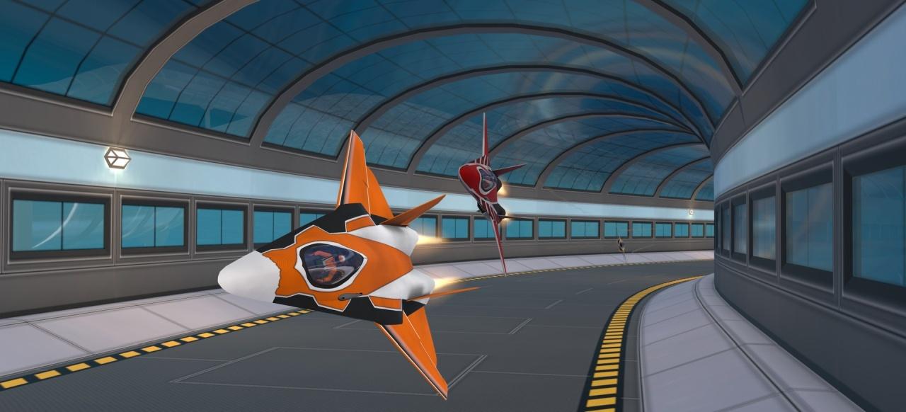 Jetborne Racing (Rennspiel) von Boundless Dynamics
