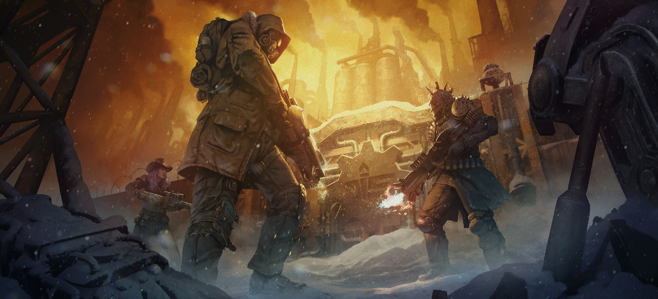 Wasteland 3: The Battle of Steeltown (Rollenspiel) von Deep Silver