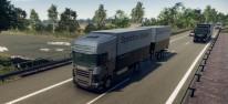 On The Road: LKW-Simulation steuert auf das Early-Access-Ende zu