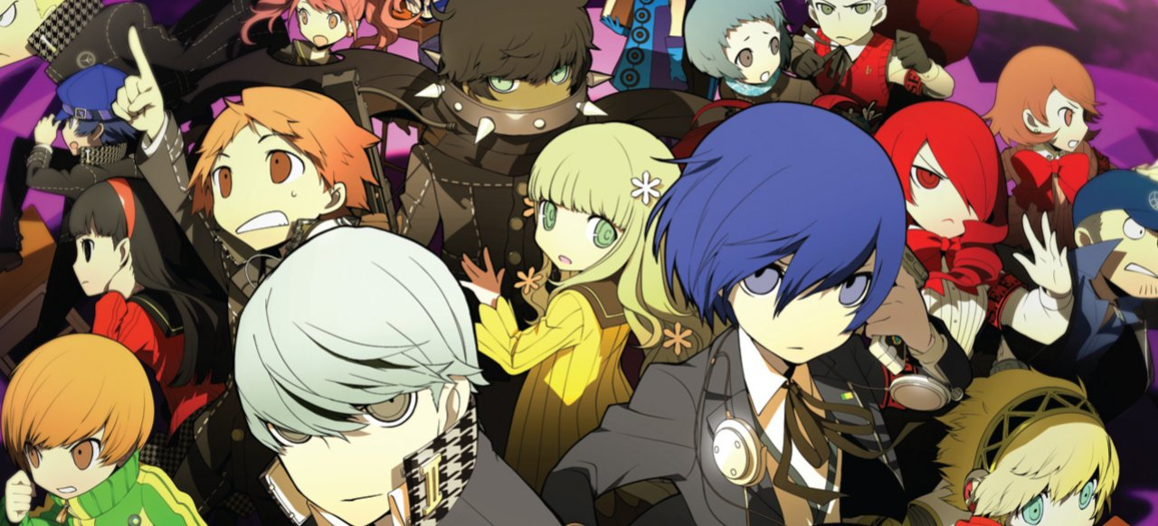 Persona Q: Shadow of the Labyrinth (Rollenspiel) von NIS America / Flashpoint