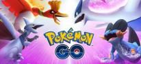 Pokémon GO: Pikachu mit Strohhut; Bewertungs-Funktion soll IV-Werte anzeigen