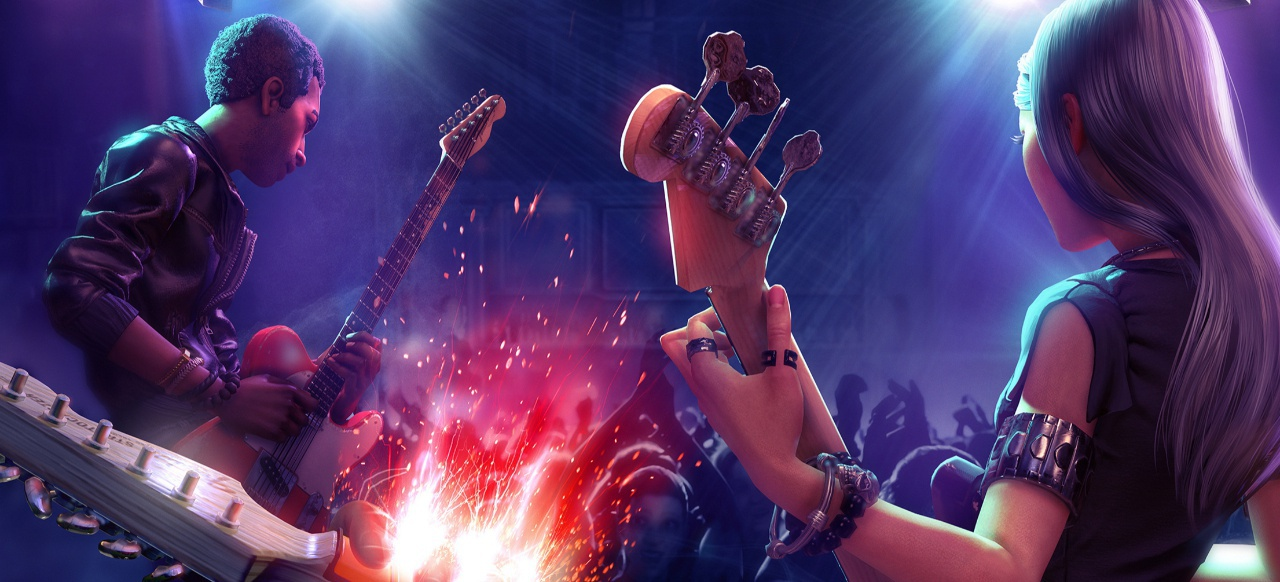 Rock Band VR (Musik & Party) von Oculus