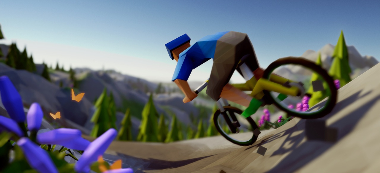 Lonely Mountains: Downhill (Action) von Megagon Industries