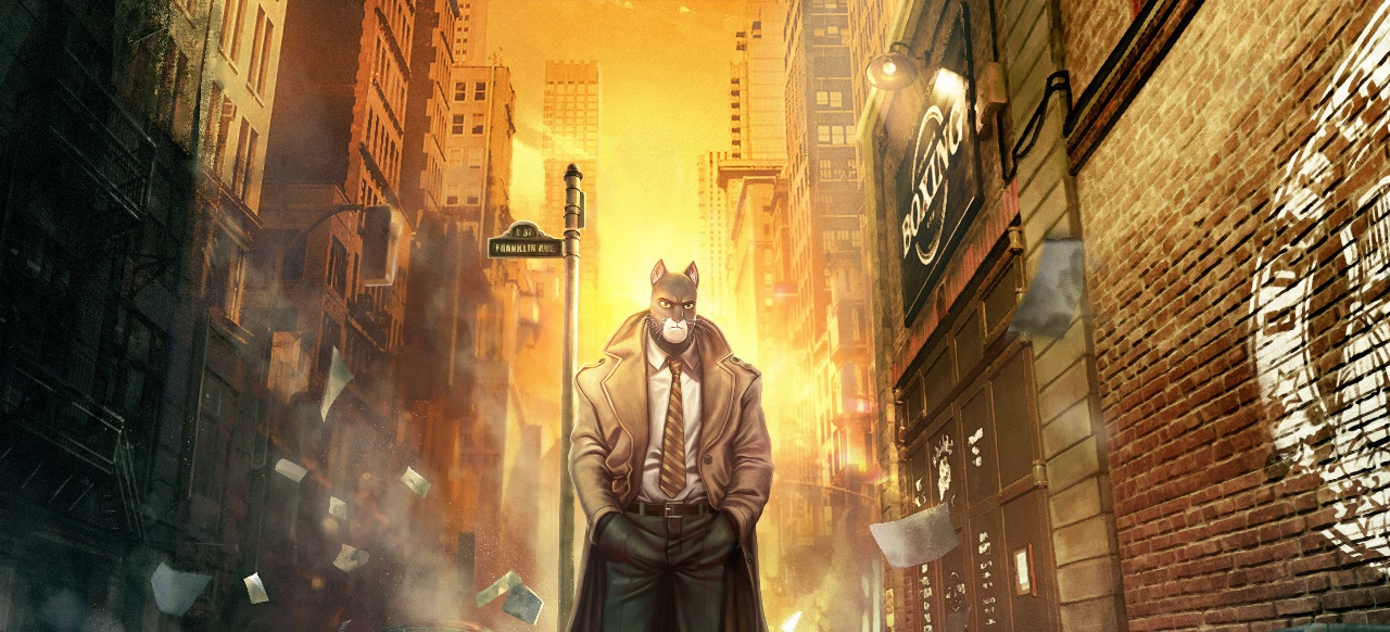 Blacksad: Under the Skin (Adventure) von Microïds