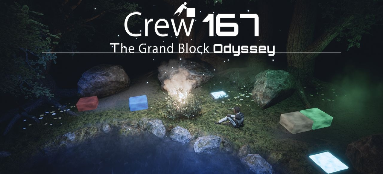 Crew 167: The Grand Block Odyssey (Logik & Kreativität) von oddbreeze