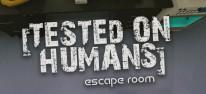Tested on Humans: Escape Room: Fluchtexperimente auf Switch-Spieler ausgeweitet
