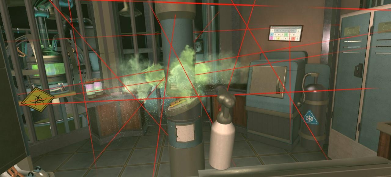 I Expect You to Die (Logik & Kreativität) von Schell Games