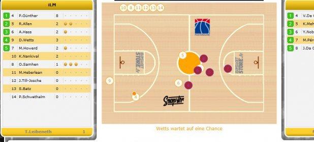Basketball Manager 2014 - Das Original (Sport) von Immanitas Entertainment, F+F Distribution
