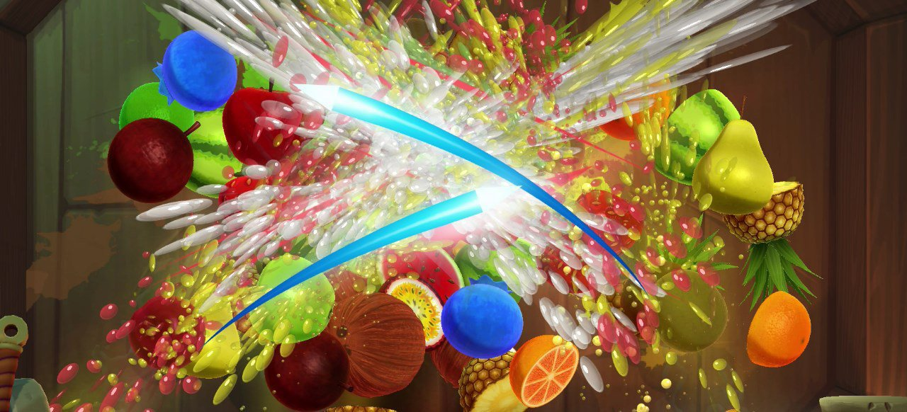 Fruit Ninja Kinect 2 (Geschicklichkeit) von Halfbrick Studios