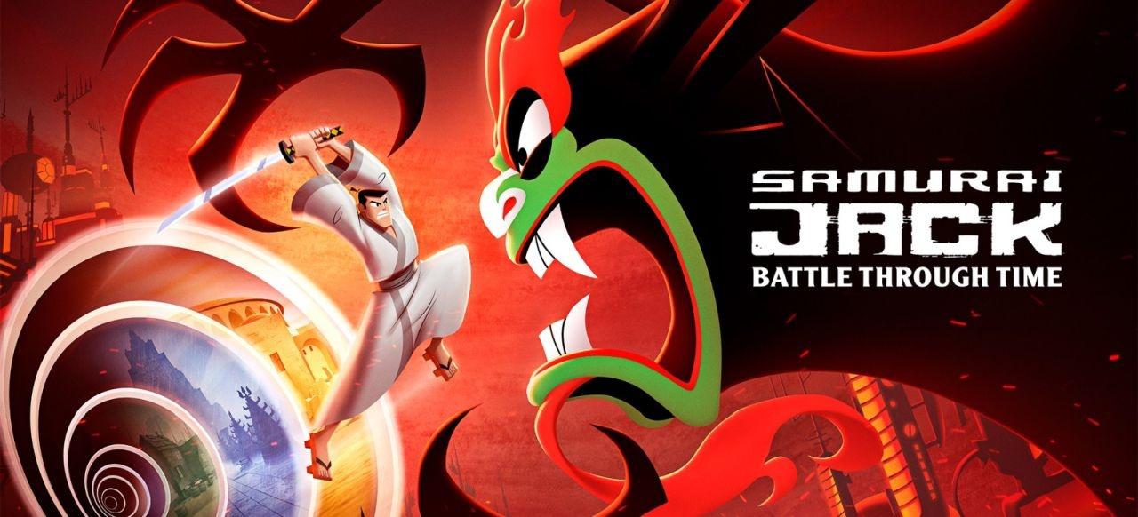 Samurai Jack: Battle Through Time (Action-Adventure) von Adult Swim Games