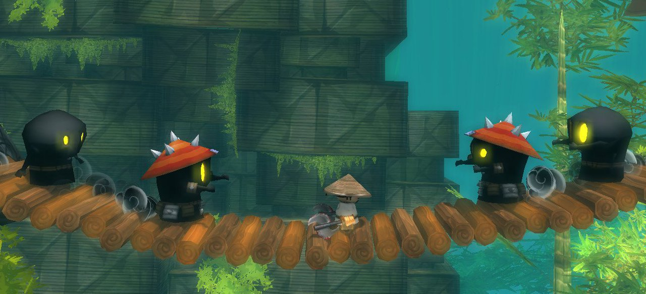 Wooden Sen'SeY (Plattformer) von Neko Entertainment