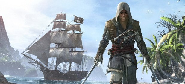 Assassin's Creed 4: Black Flag (Action-Adventure) von Ubisoft