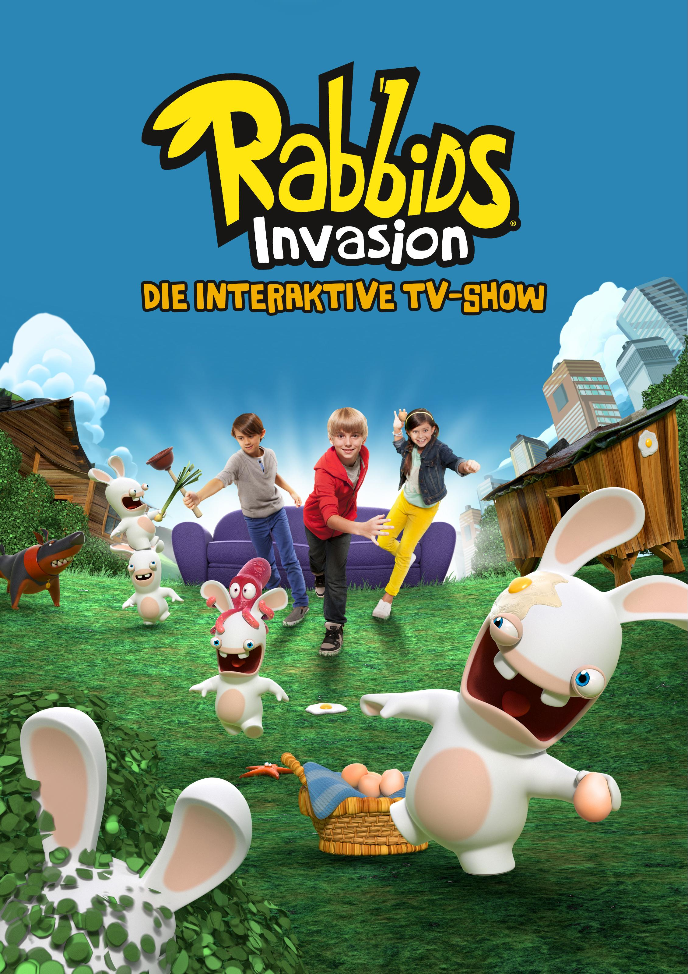 Alle Infos zu Rabbids Invasion: Die interaktive TV-Show (XboxOne)