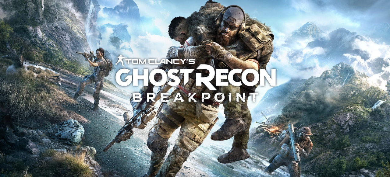 Ghost Recon Breakpoint (Shooter) von Ubisoft