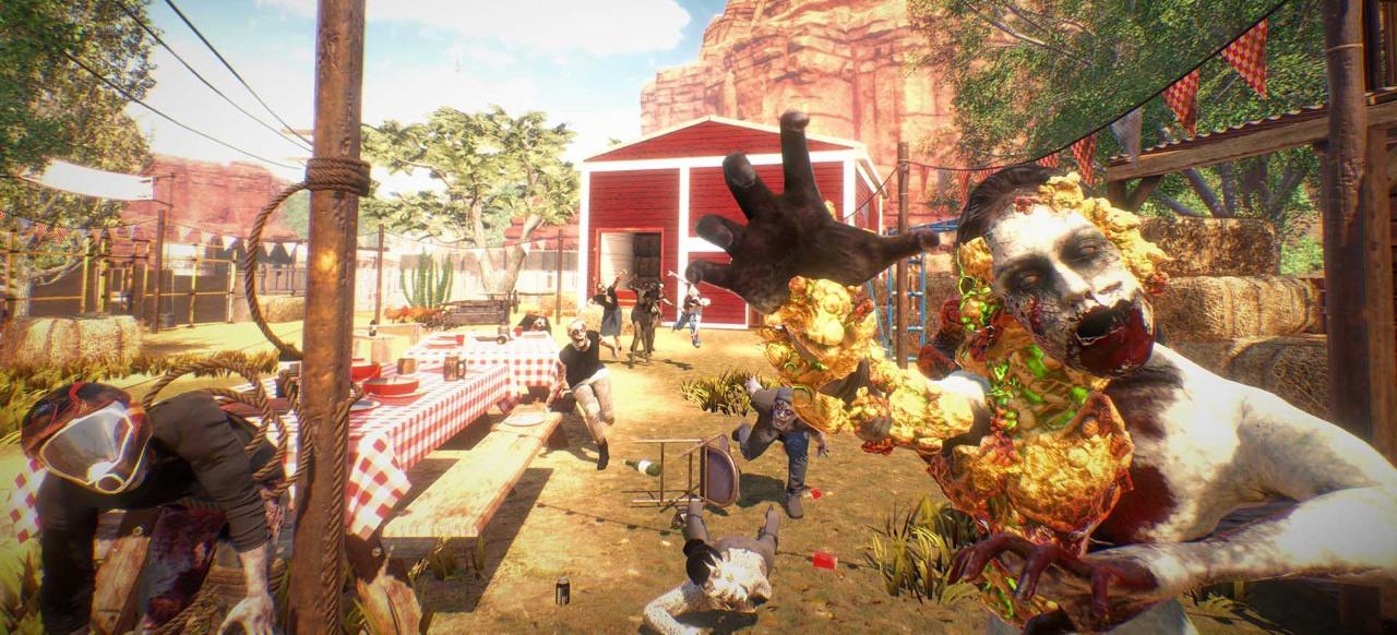 Arizona Sunshine (Shooter) von Vertigo Games