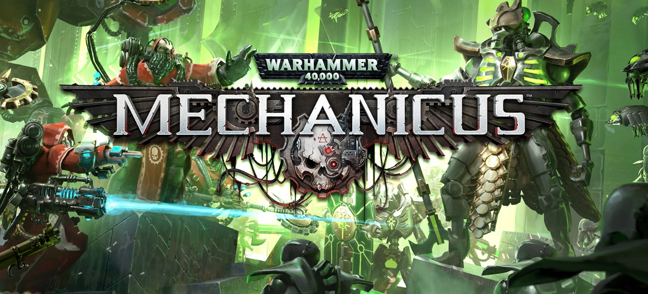 Warhammer 40.000: Mechanicus (Taktik & Strategie) von Kasedo Games