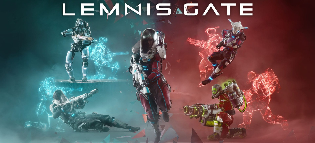 Lemnis Gate (Shooter) von Frontier Developments