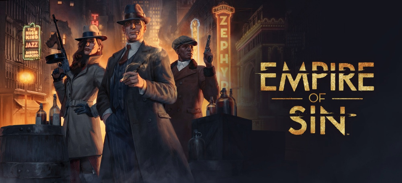 Empire of Sin (Taktik & Strategie) von Paradox Interactive / Koch Media