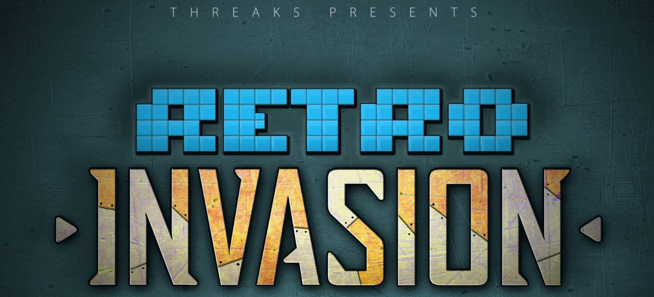 Retro Invasion (Arcade-Action) von Threaks