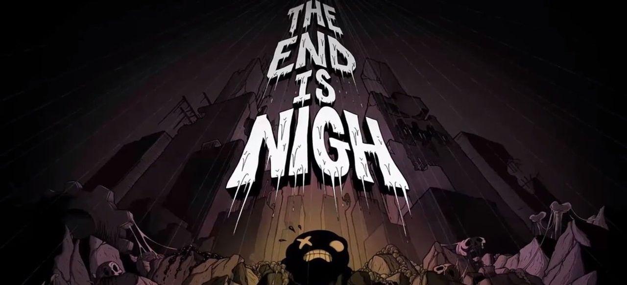 The End is Nigh! (Plattformer) von Edmund McMillen & Tyler Glaiel / Nicalis