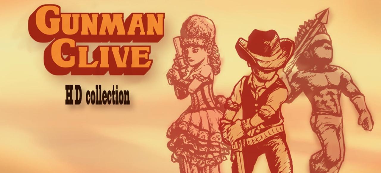 Gunman Clive HD Collection (Plattformer) von Hörberg Productions