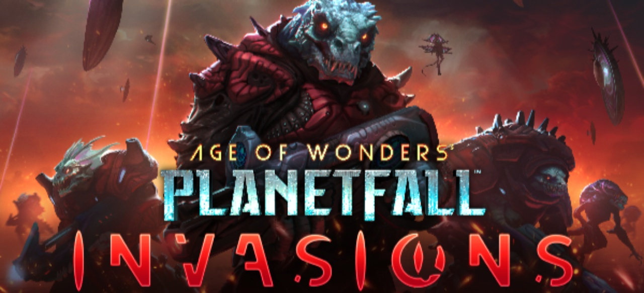 Age of Wonders: Planetfall - Invasions (Taktik & Strategie) von Paradox Interactive