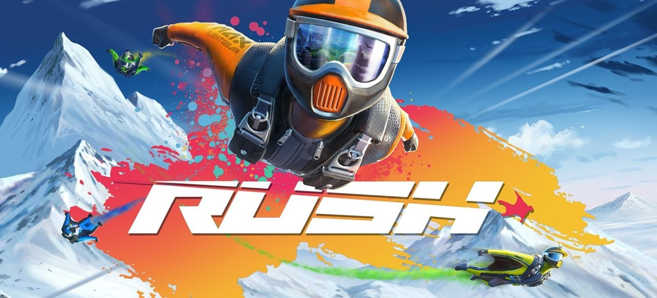 Rush VR (Sport) von The Binary Mill