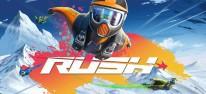 Rush VR: Wingsuit-Action für PSVR veröffentlicht
