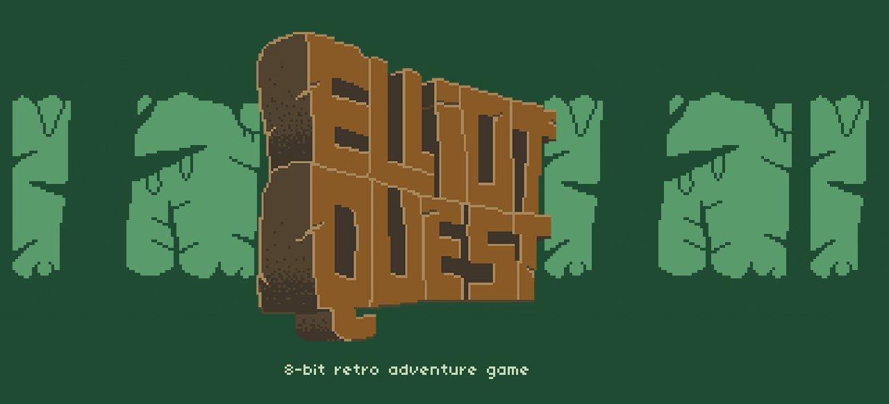 Elliot Quest (Adventure) von Ansimuz Games / PlayEveryWare Games