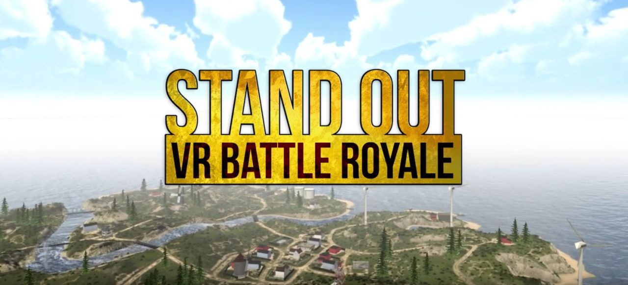 Stand Out: VR Battle Royale - Startschuss für den Online-Shooter auf Steam