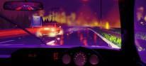 Transmission: Entspannte Nachtkurier-Fahrten in den Achtzigern mit Aufbaustrategie-Part