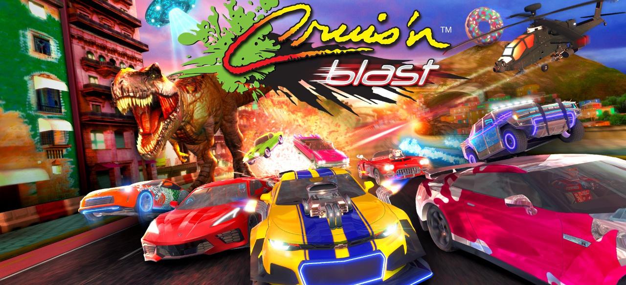 Cruis'n Blast (Rennspiel) von Raw Thrills