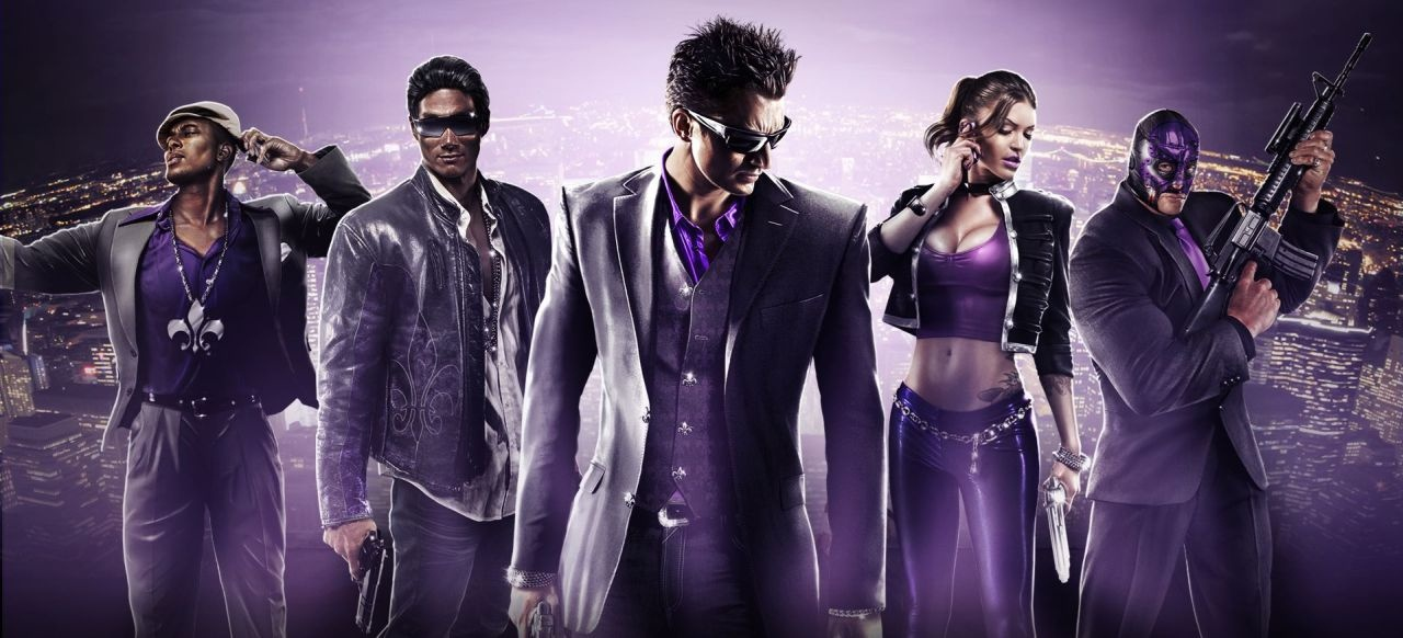 Saints Row: The Third (Action-Adventure) von THQ / Deep Silver